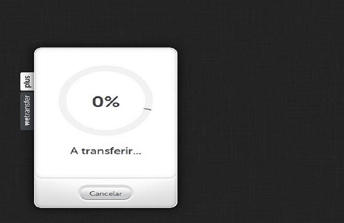 print wetransfer como adicionar ficheiros