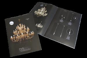 impressão de catálogo feita pela gráfica everest