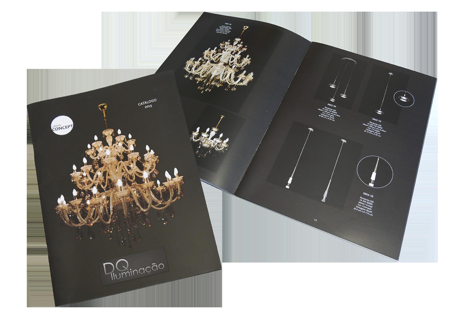 Catálogo – DQ iluminação