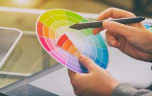 tendências online do mercado gráfico